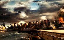 Bombing of newyork