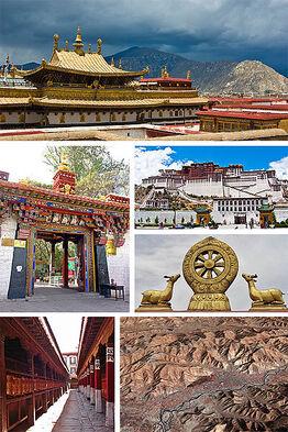 Tibet lhasa