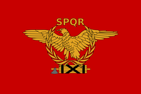 File:New Roman Empire Flag.png