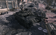 Battle of Warsaw T-90