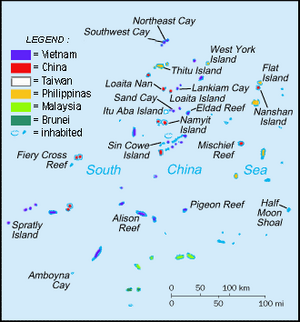 Spratly Is since NalGeoMaps