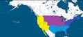 Second American Civil War Combanants Map.png