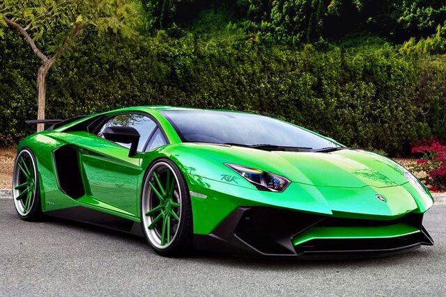 File:Lamborghini-Aventador-SV-Green.jpg