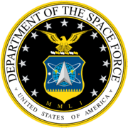 Space Force Crest