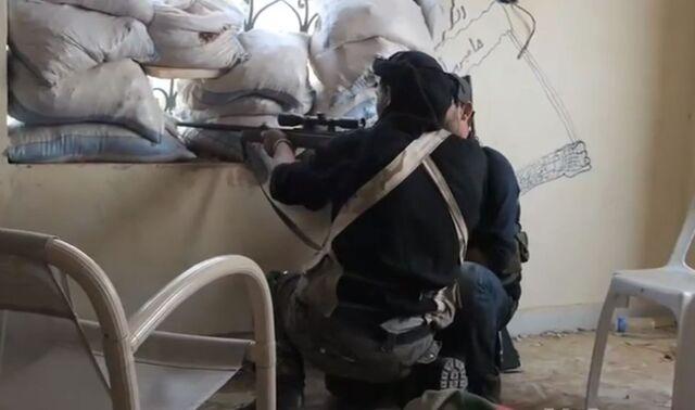 File:Syrian rebel sniper.JPG