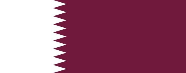 File:Flag of Qatar.png