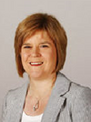 Nicola Sturgeon crop