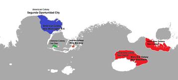 Marsian cities 1