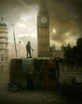 London anarchy