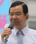 Kazuo Shii cropped
