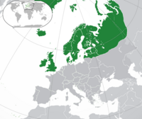Untitled nations of the north Atlantic