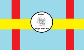 Megacityine flag