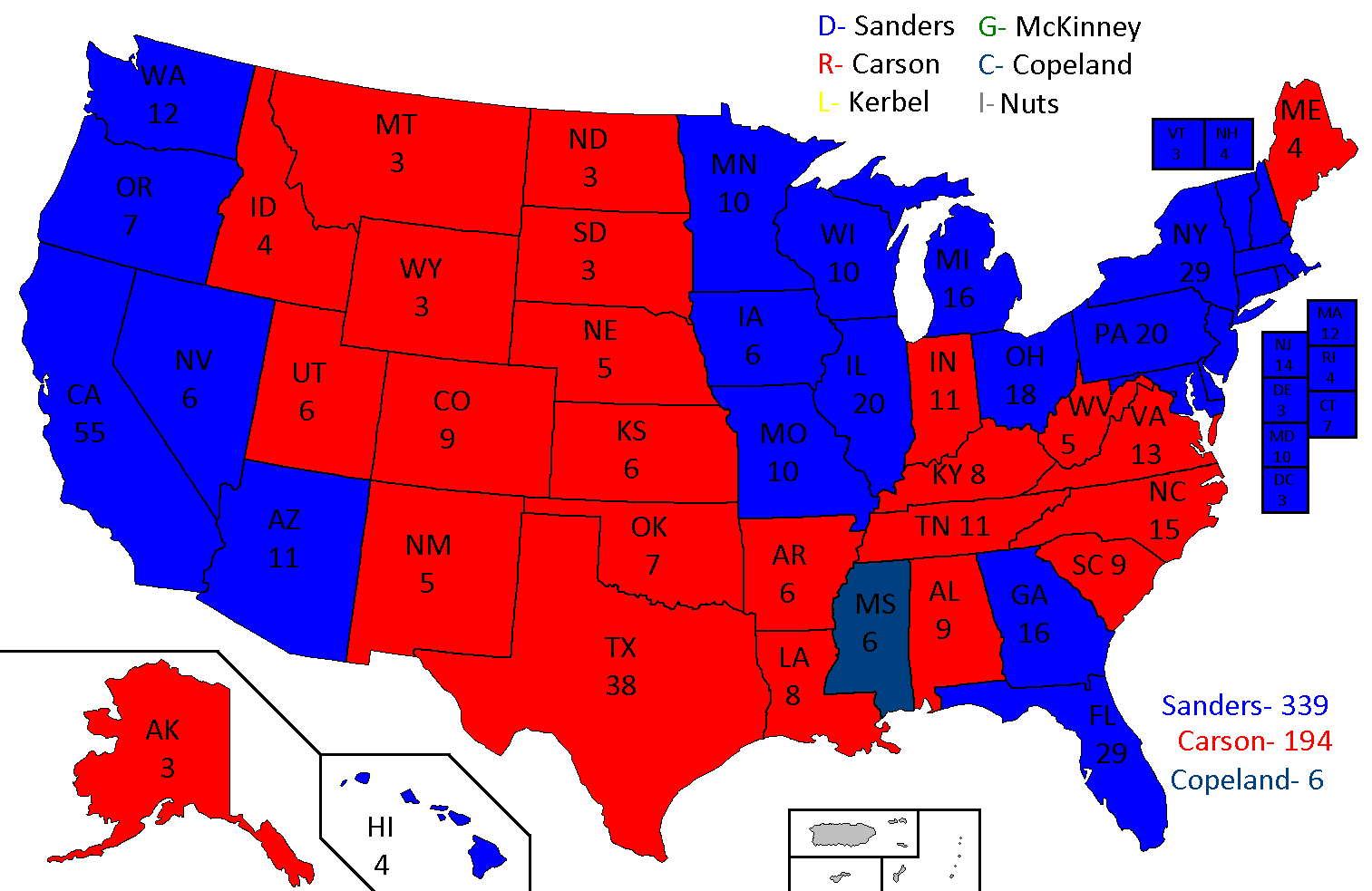 2016 United States Presidential ElectionFan Feed