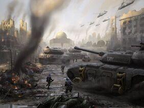 Battle for Mecca