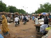 Sokoto market 2006