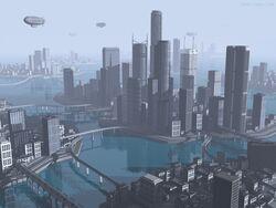 Island cities II