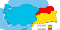 Battle of Turkey (A Geezeroic Future)