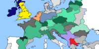 New Holy Roman Empire (Rebuilding Earth Map Game)