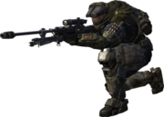 EXCALIBUR-V Sniper Variant