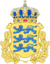 Lesser Coat of arms of Royal Estonia