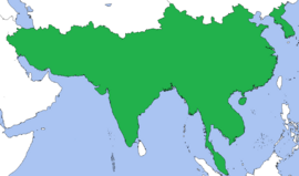 The Confederates map