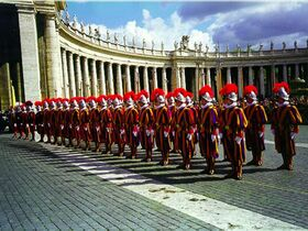 Swiss Guard Rome