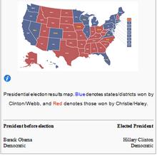 Electoral 2016