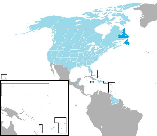 File:Newfoundland and Labrador map.png