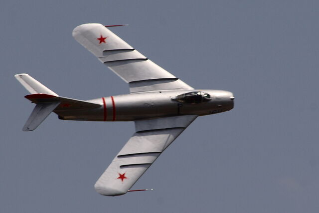 File:MiG-17F Top View.JPG