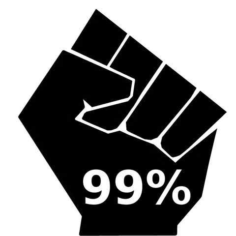 File:Occupy fist plain.jpg