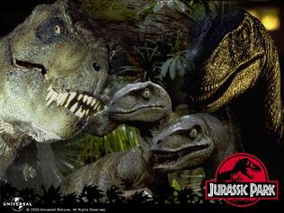 Jurassic park wallpaper 001