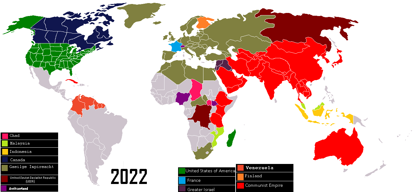 Pics Photos - Future Political Map Of The World