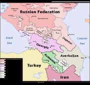 632px-Caucasus-political en svg