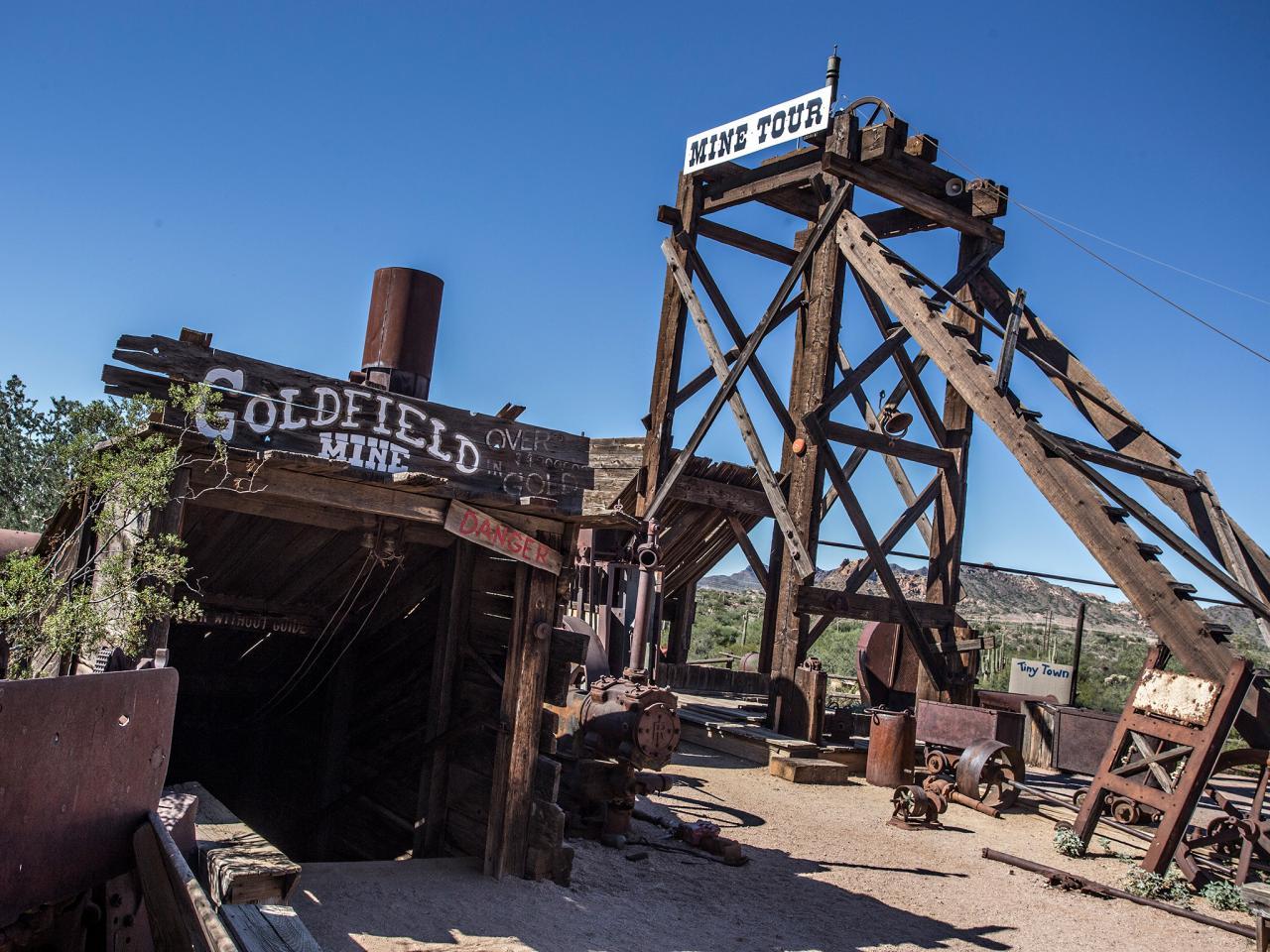 Apache Junction Episode Ghost Adventures Wiki Fandom
