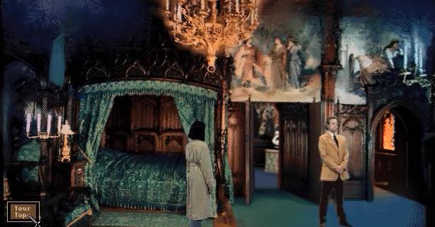 File:Neuschwanstein Bedroom Tristan & Isolde.jpg