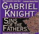 Gabriel Knight: Sins of the Fathers Novel