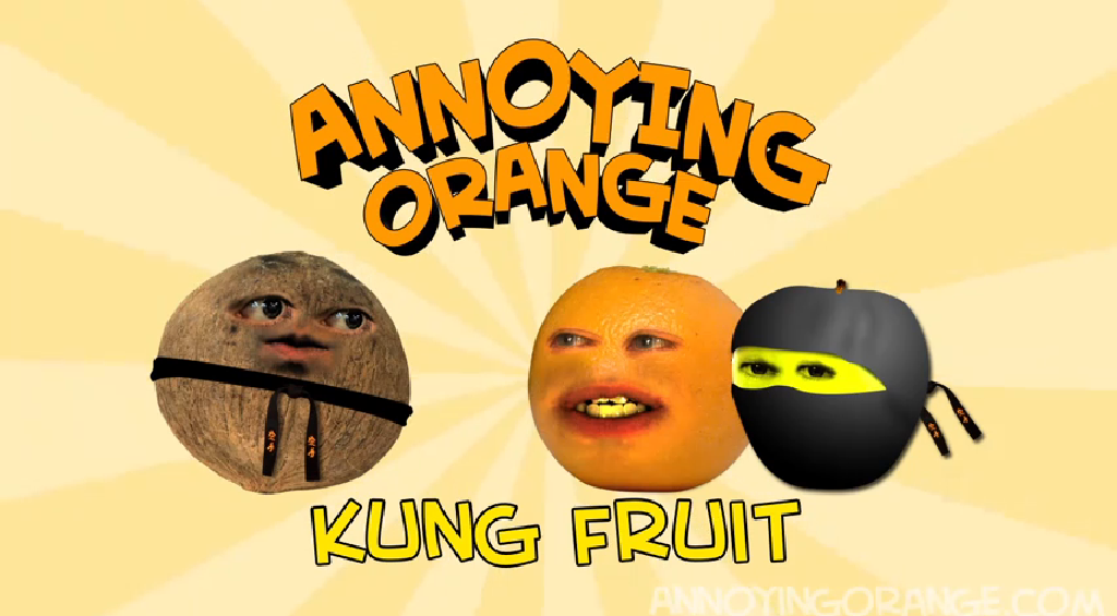 Annoying Orange Knife Theme Song Characters Orange
