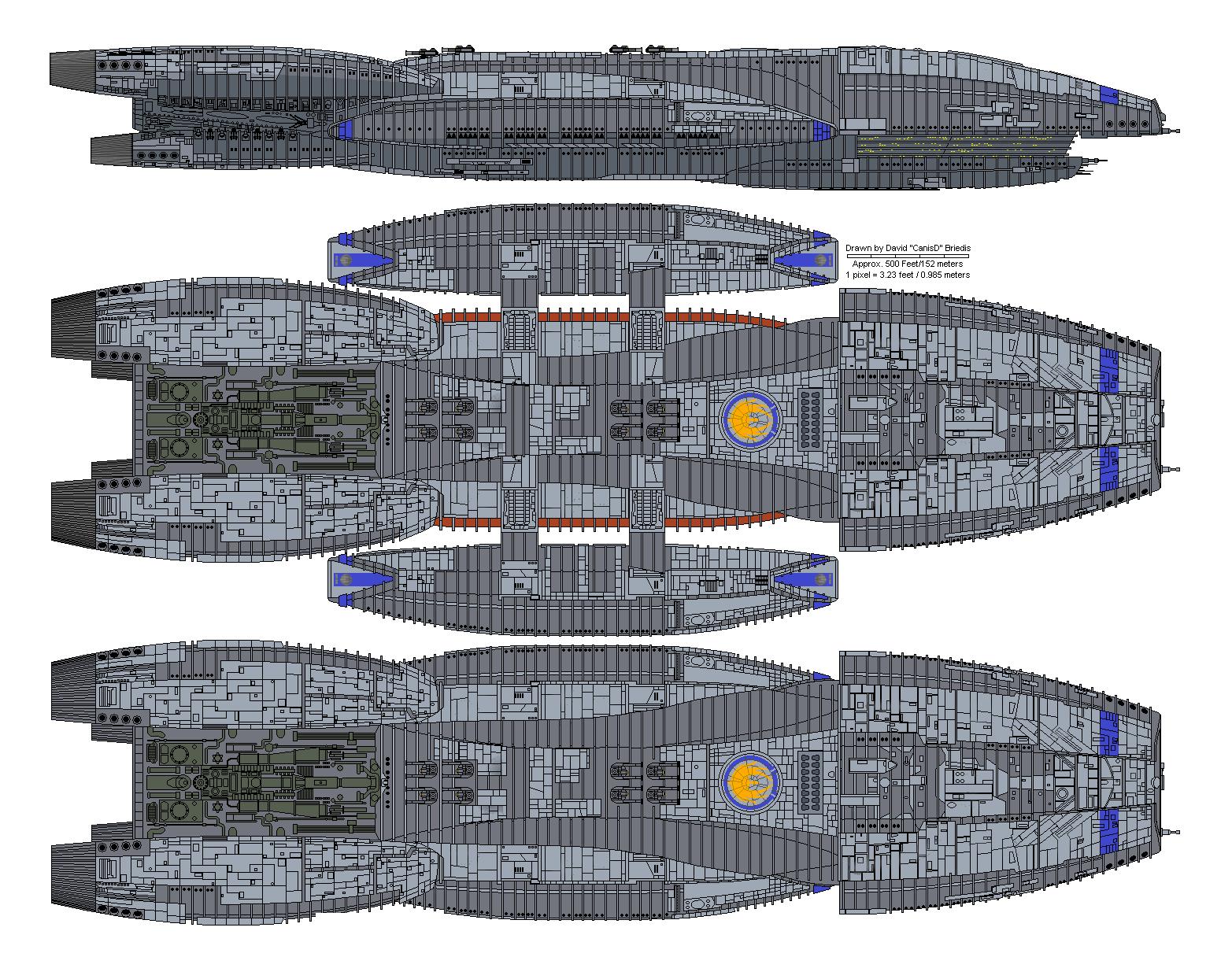 Battlestar Galactica ( TV series)