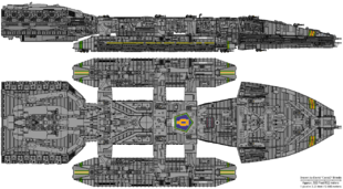 Ares Subclass Battleship