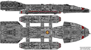 Olympia Subclass Battlestar