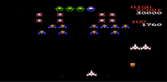 Galaga NES