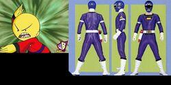Xiaolin Ranger 4