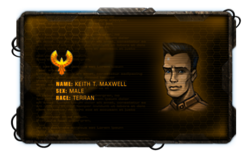 Character-box-galaxy-on-fire-2-keith-t-maxwell-sci-fi-space-war-hero-wing-commander-