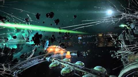 Galaxy on Fire 3 - Manticore Official Reveal Trailer