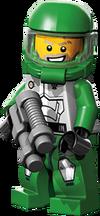 SquadLeader green