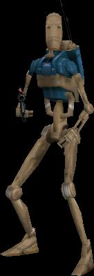 Pilot Battle Droid