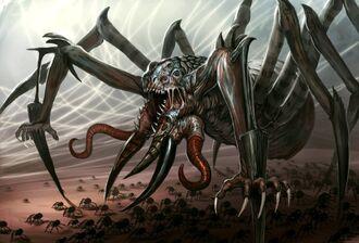 Spider demont by davesrightmind-d776a1v (1)