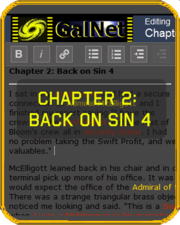 Chapter 2Back on Sin 4