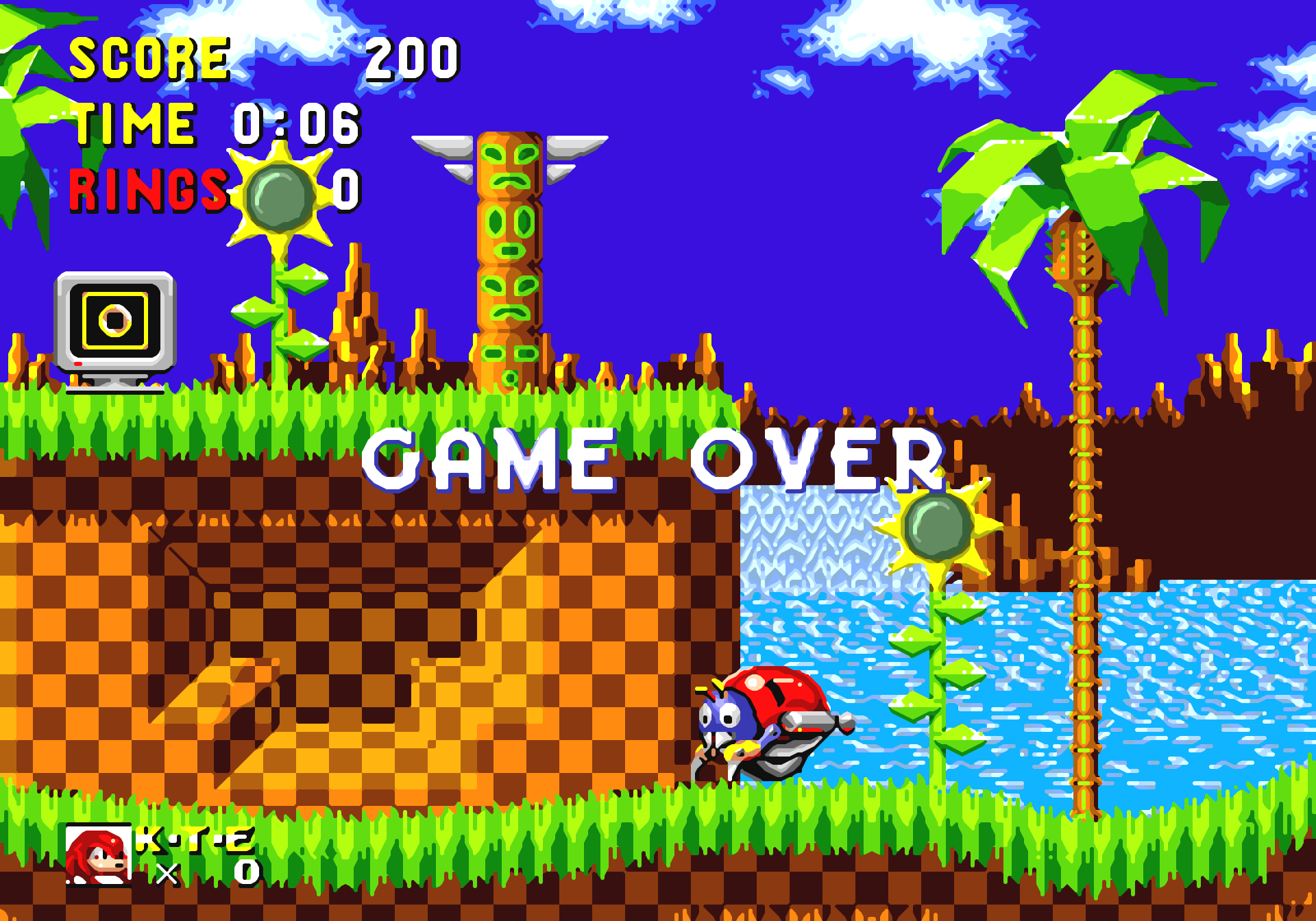 Sonic the Hedgehog - Play on Armor Games