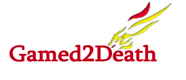 Gamed2Death Logo 7 31 13 no url